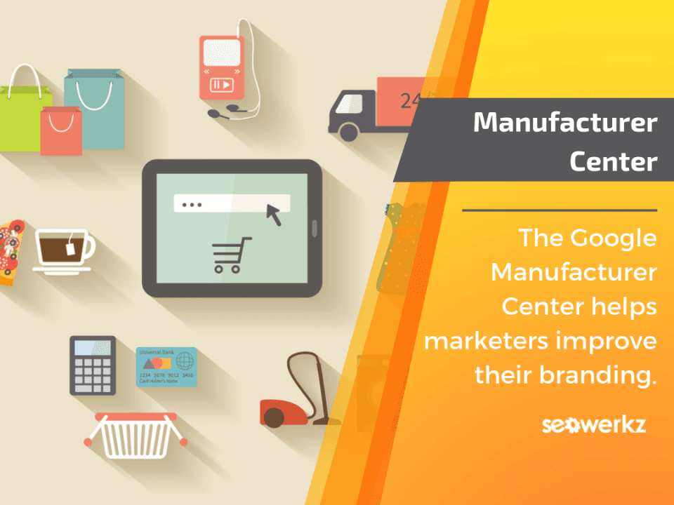 google-manufacturer-center