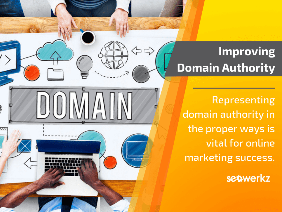 improving SEO domain authority