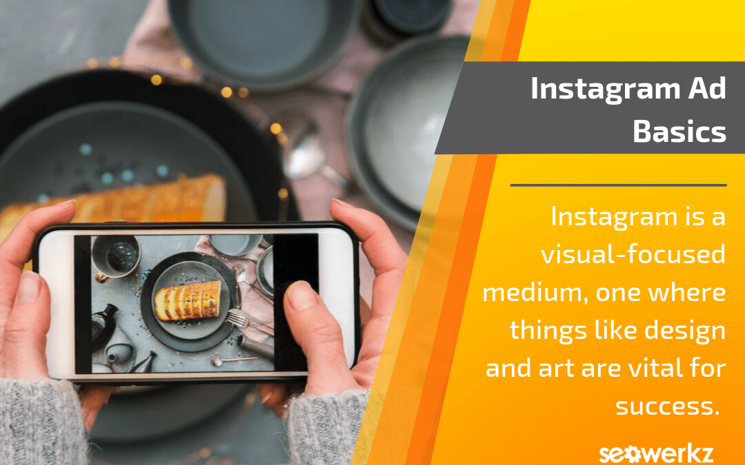creating Instagram ads business