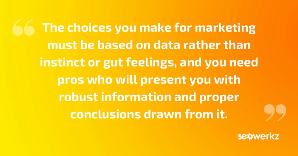 tips choose SEO company