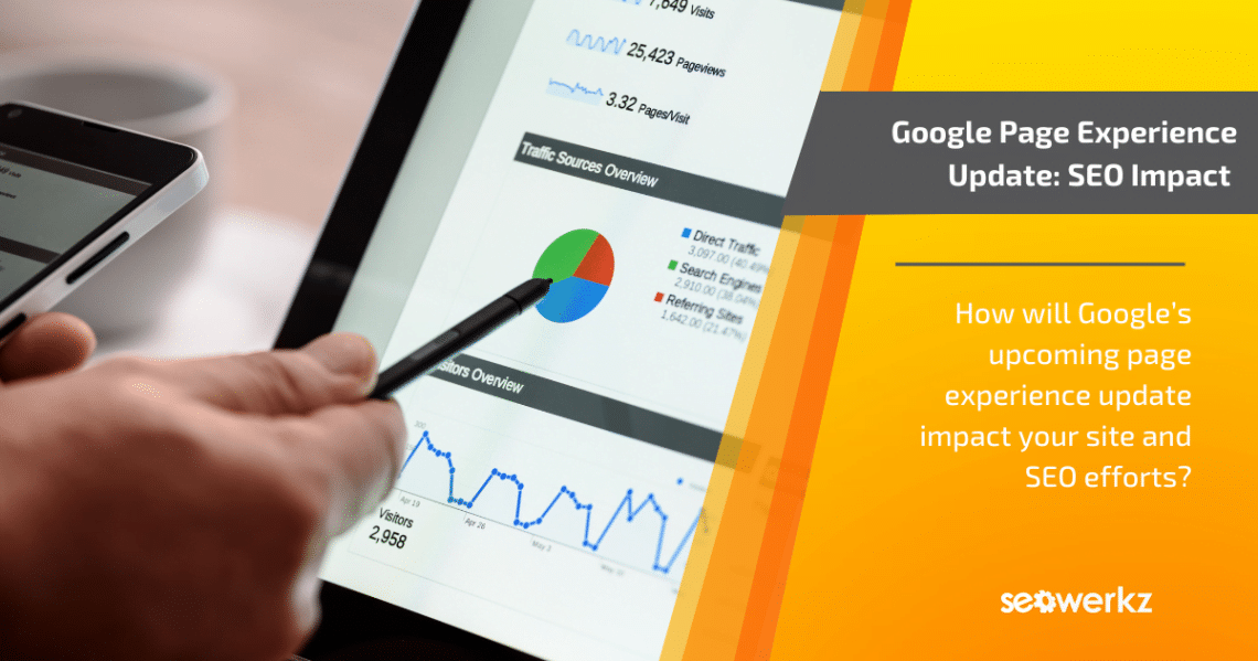 google page experience update SEO